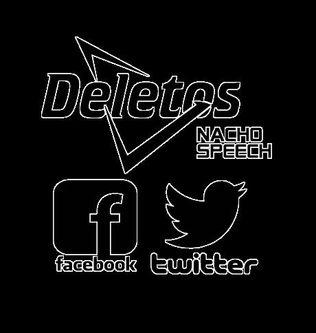 Deletos Not your speech