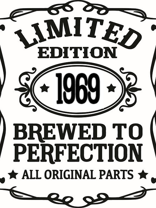 Limited Edition - Brewed To Perfection Decal