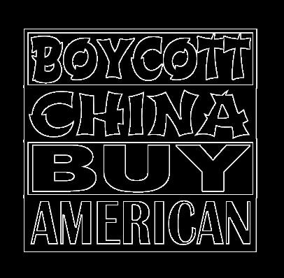 Boycot China