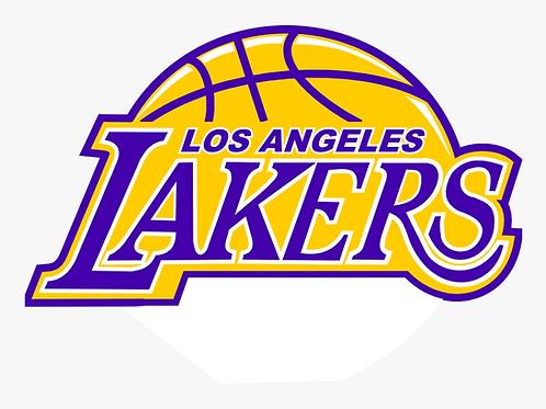 Lakers Vinyl Sticker