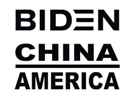 Biden China Over America Decal