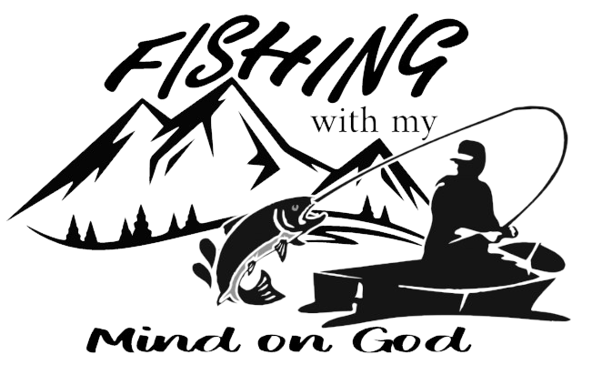 Fishing With My Mind On God