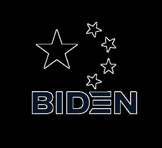 Biden With China Flag Stars