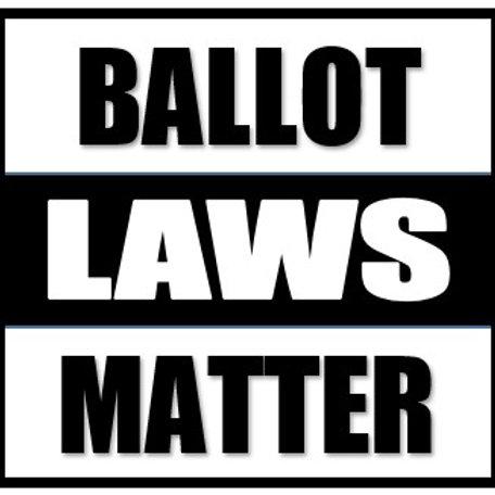Ballot Laws Matter