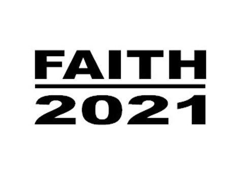Faith Over 2021 Decal