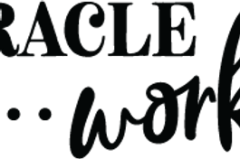 Miracle Worker Decal