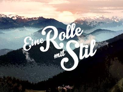 EINE ROLLE MIT STIL