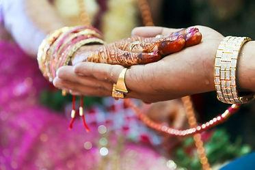 Orientalische Hochzeit Henna