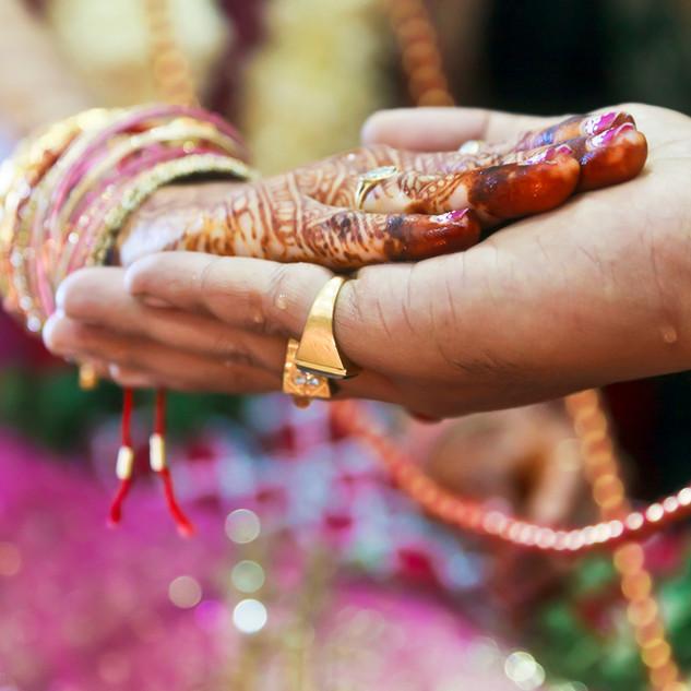 Hindu Wedding Ritual
