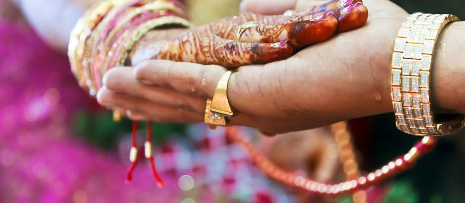 Top Indian Wedding Colors 2021