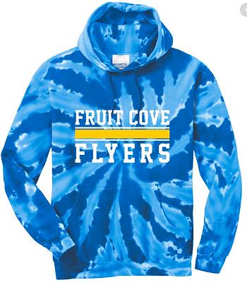 Flyers Tie-dye Hoodie