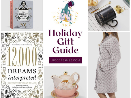 1-800-Dreamzz Holiday Gift Guide
