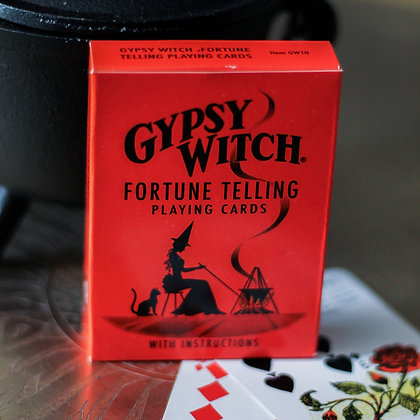 GYPSY WITCH FORTUNE DECK