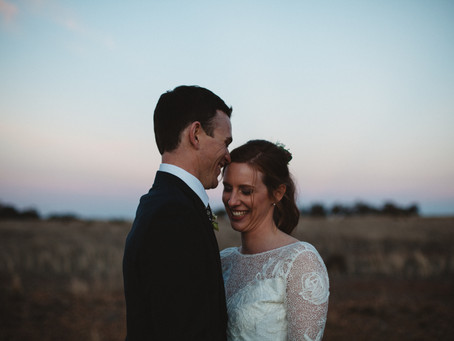 James and Leisl // Dundullimal Homestead Dubbo