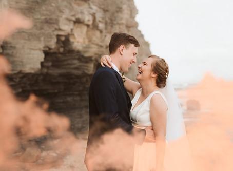Real Wedding // Rachel And Dylan