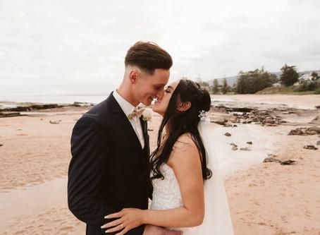 Katelyn and Isaac // Real Wedding