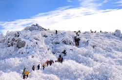 Deogyusan Mountain