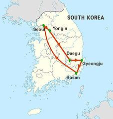 South Korea, Südkorea, Coreé du sud
