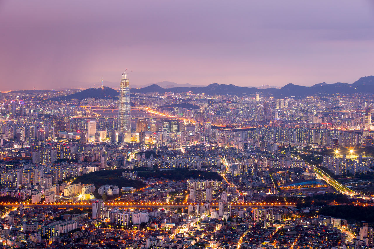 Night of Seoul