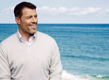 Take Charge of Your Life - An Interview  With Anthony Robbins