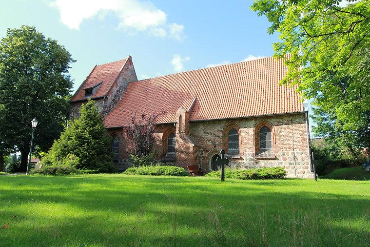 Kirche, Koserow, Klassik am Meer, Evangelische Kirche Koserow, Usedom