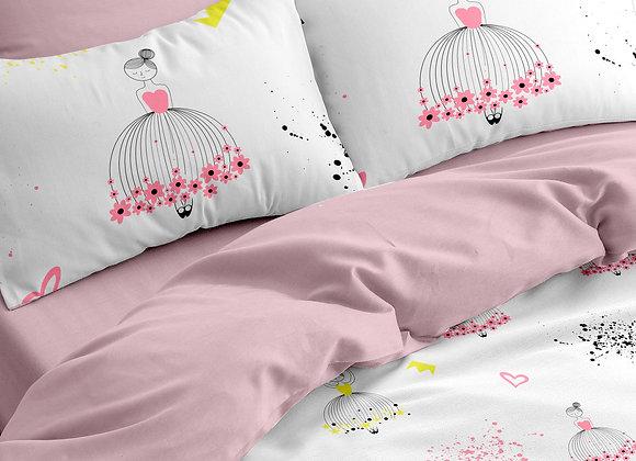 Комплект постельного белья Балерина