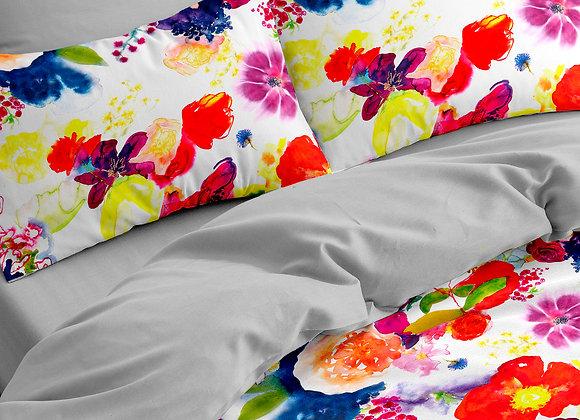 Комплект постельного белья Весенний рисунок