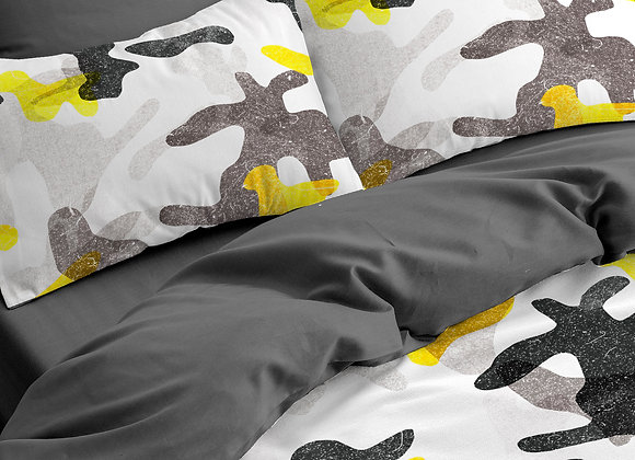 Комплект постельного белья Военный
