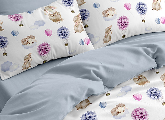 Комплект постельного белья Овечки