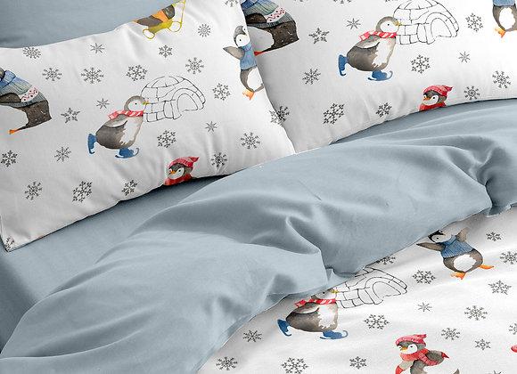 Комплект постельного белья Пинвинчики