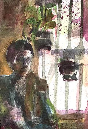 Elizabeth Allison, Self Portrait