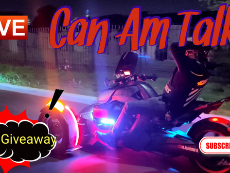 Meet Can Am On Road owners, live !