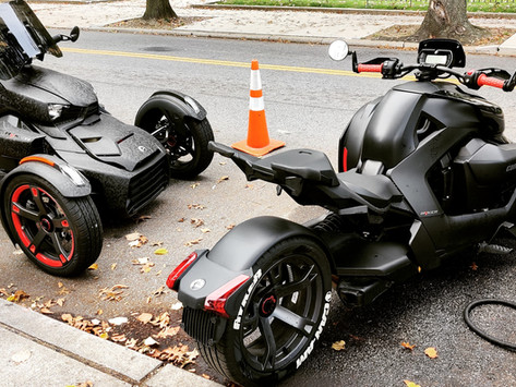 Windshield or nah ! For your Can-Am Ryker ?