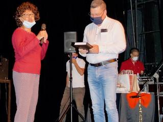 Conte, chanson et remise de prix de poésie à la médiathèque des Avirons