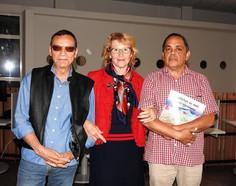Soirée de lancement de l'anthologie du conte créole réunionnais