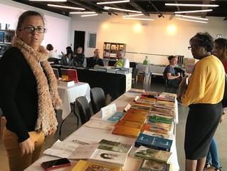 Salon du livre Réyoné au Kab'Art