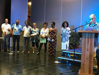 Concours LanKréol-Remise du Pri Daniel Honoré