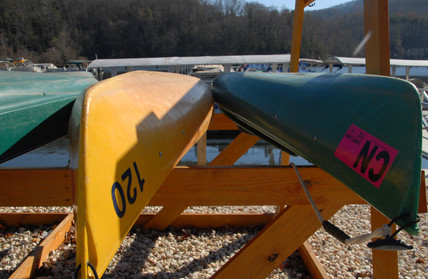 Kayks for rent in Lake Lure and Chimney Rock Village