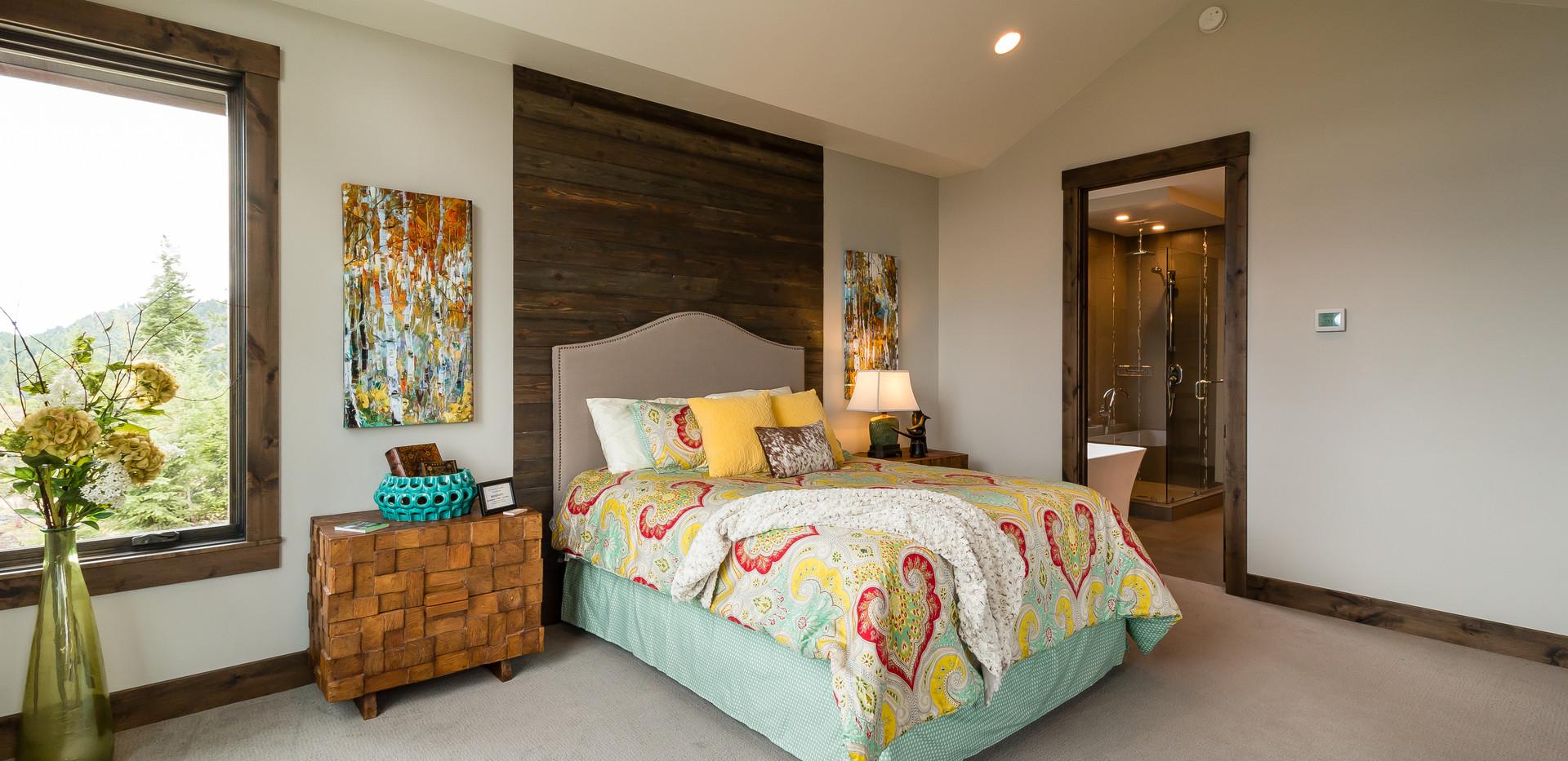 Mission Master Bedroom
