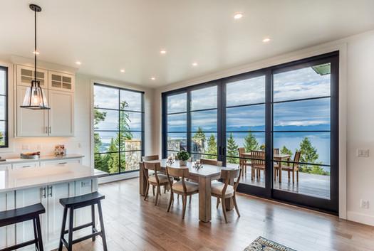 Panorama Kitchen-Dining