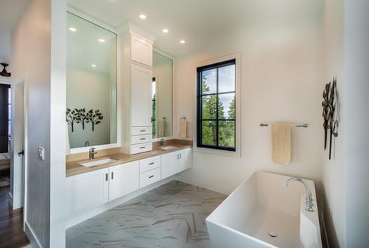 Panorama Master Bathroom