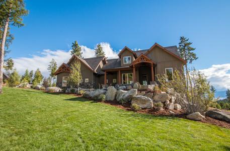 Swan Home in Ridgeline Cabins