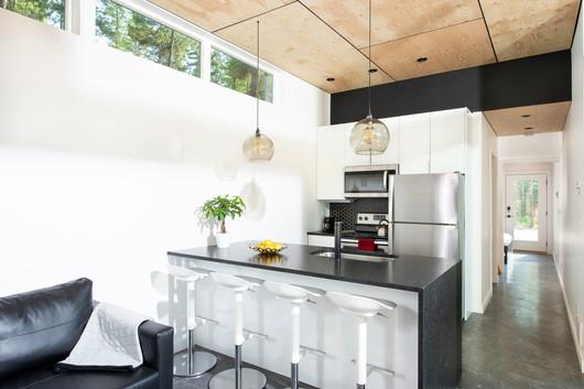 Stoner Creek Cabins Kitchen