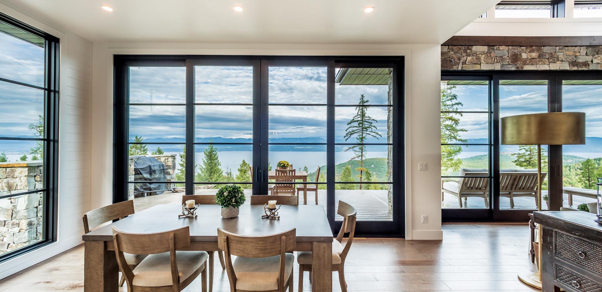 Panorama - Dining Room