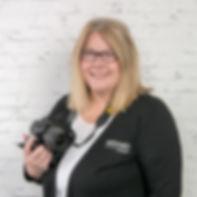 Sandra Viehmann, Inhaberin foto-studio krieger
