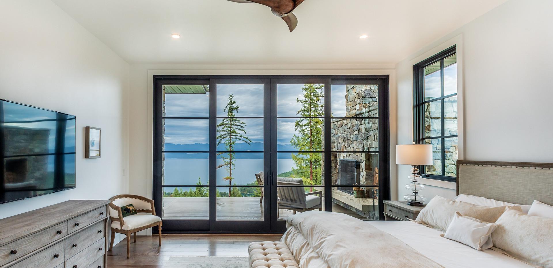 Panorama - Master Bedroom