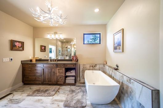 Master Bath Luxury