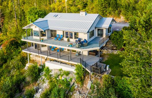 Deck & Roof AFTER