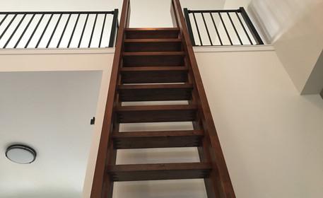 Custom Loft Access