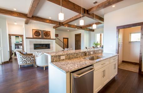 Swan Galley Kitchen